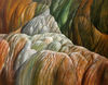 rocky mosaic - painting