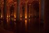 basilica cistern, istanbul 2012