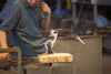 murano glass making, venice 2013