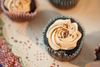Cupcake Photographs from Little Black Book Delhi's Dessert Bazaar