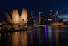 Singapore - The Bay area, 2016