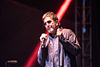 Terry Hall of The Specials by Alex Huggan
