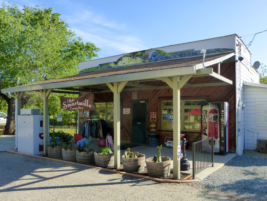 J & A's Smartsville Country Store