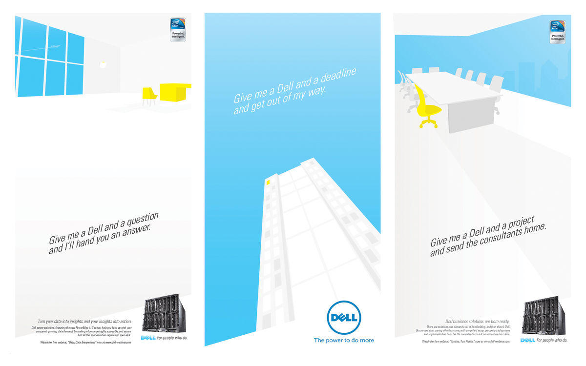 "Dell ""Do More"" Campaign"