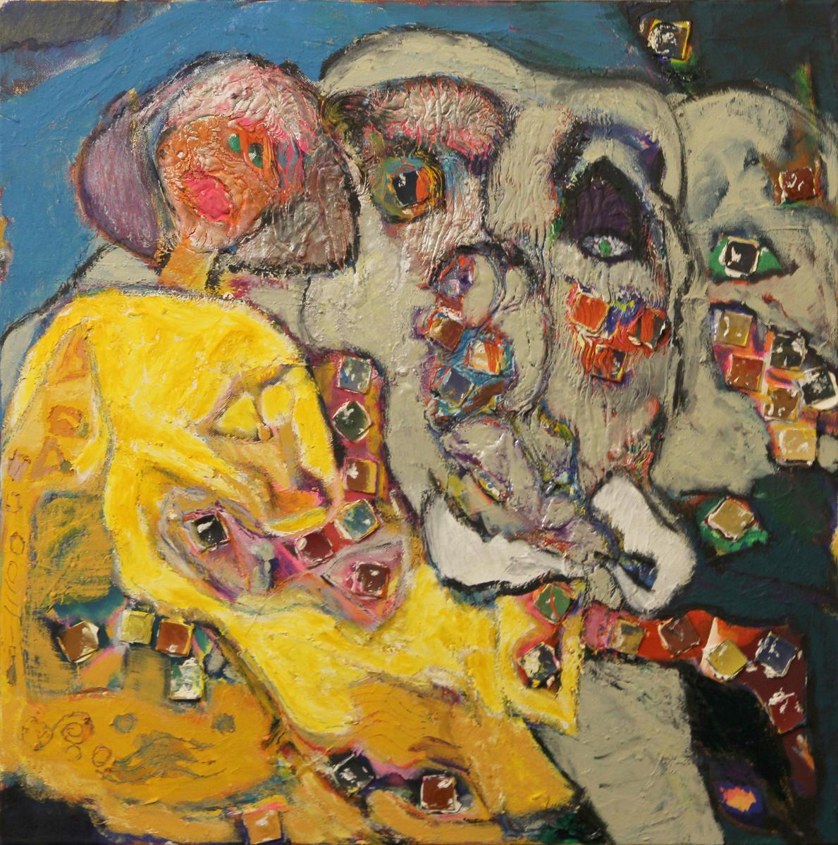 Malerei | Paintings 2015 - present
