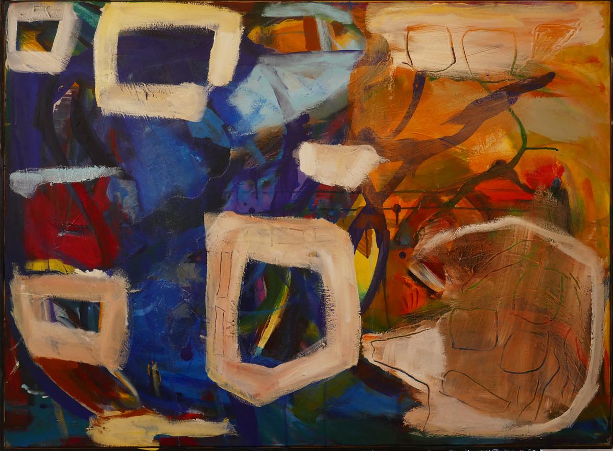 Malerei/Paintings ab 2019