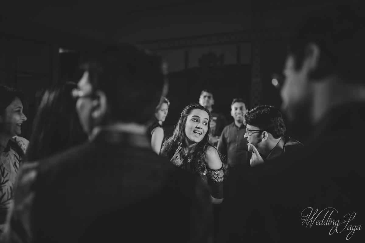 Sanika - Abhishek - KK Royal Days