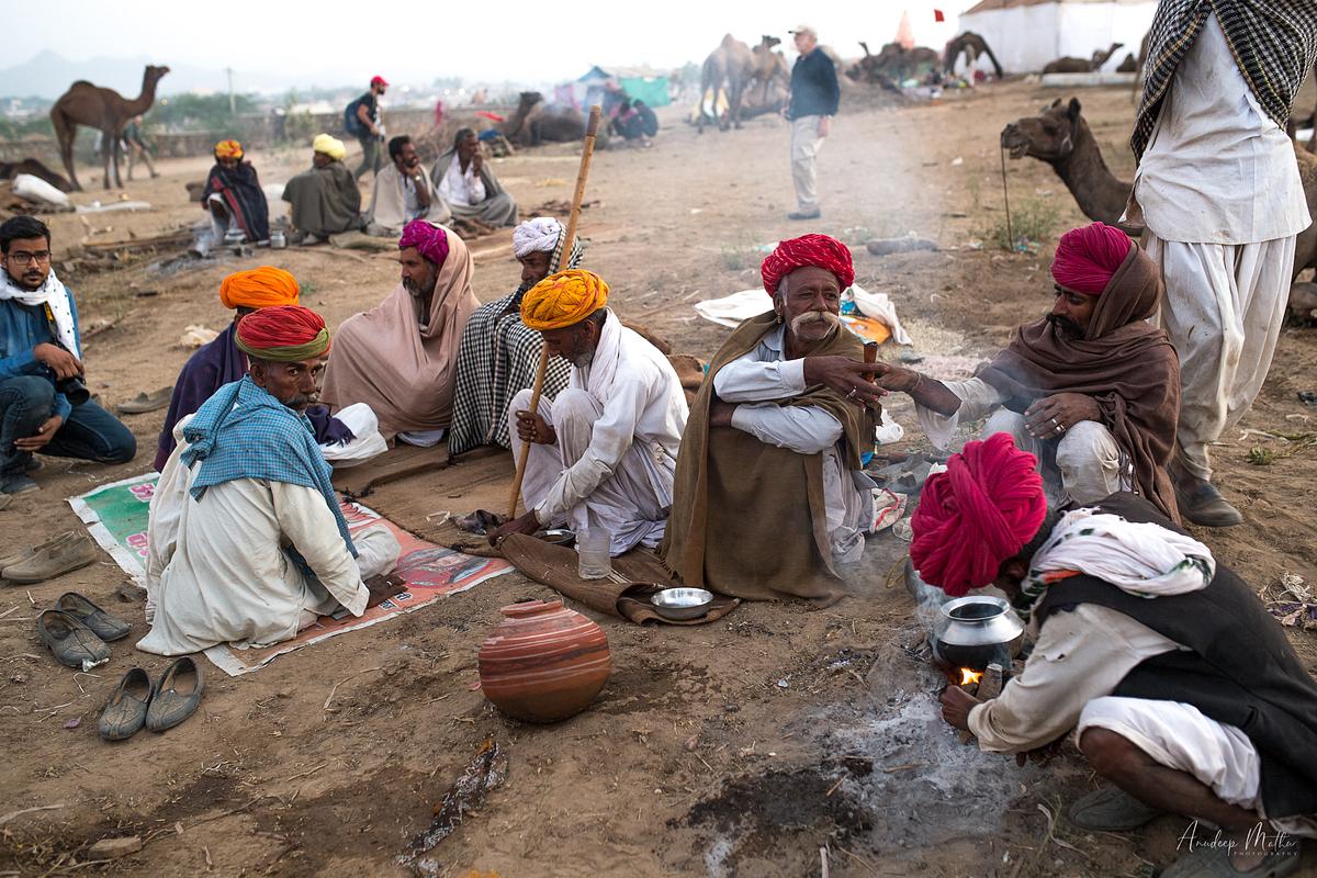 Colors Of Pushkar