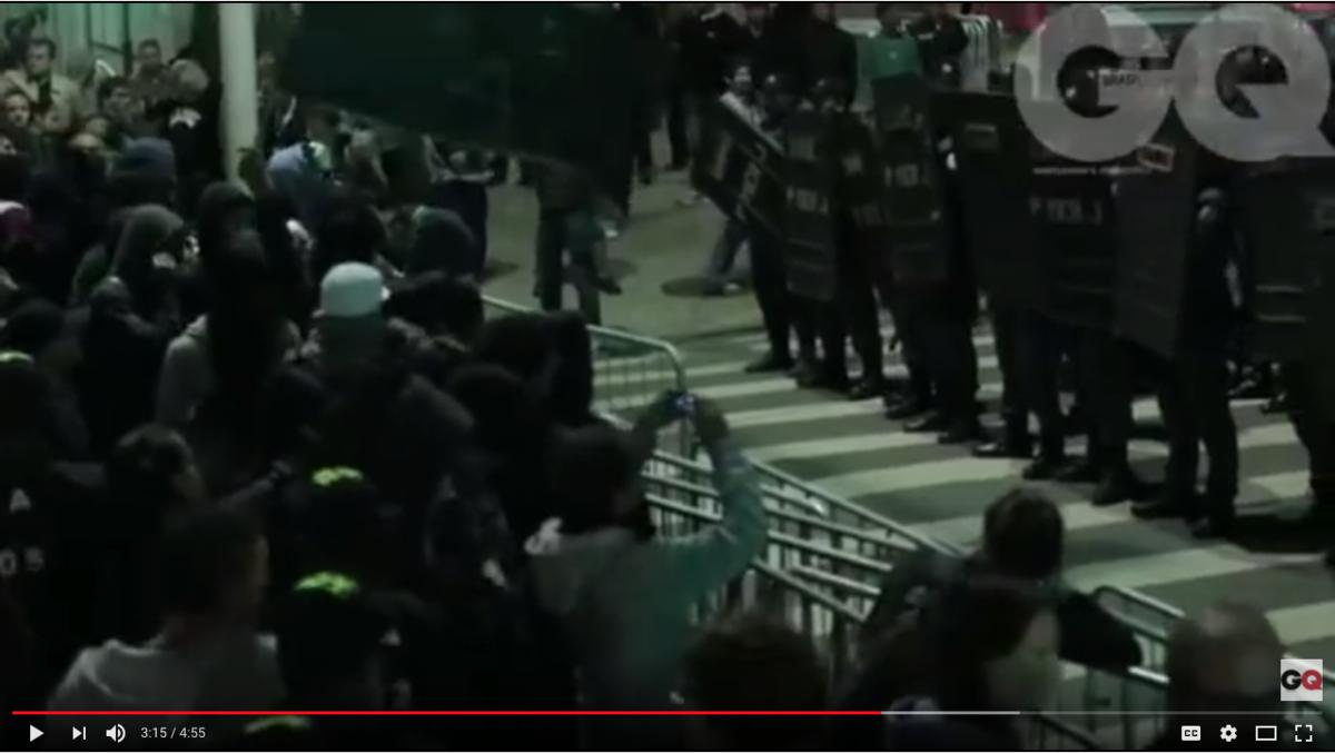 Black Bloc - o Brasil de preto