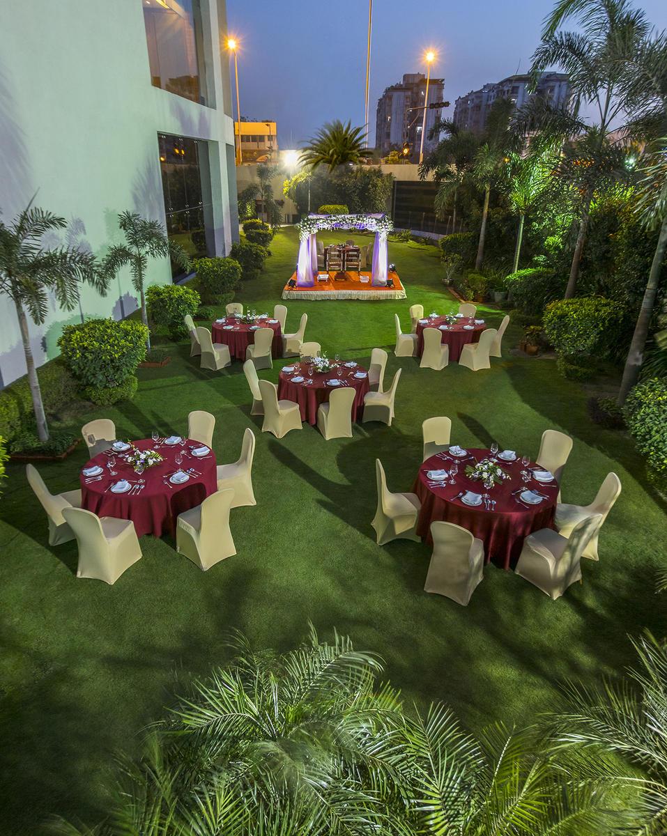 Courtyard by Marriott, Ahmedabad