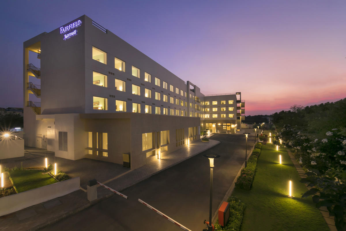 Fairfield  Marriott, Coimbatore
