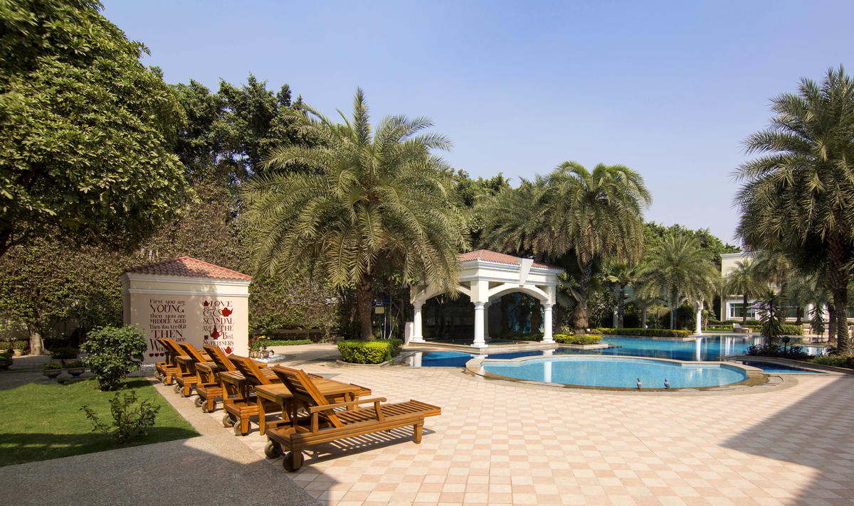 Palms resort, Gurgaon