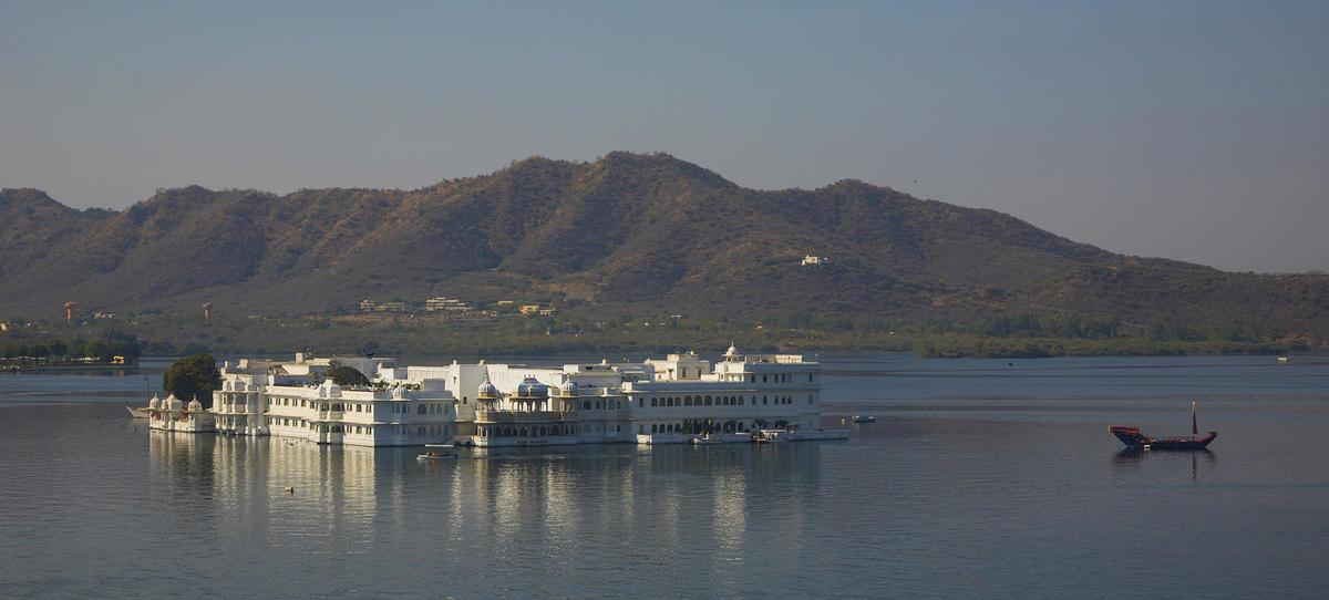Taj Lake Palace, Udaipur