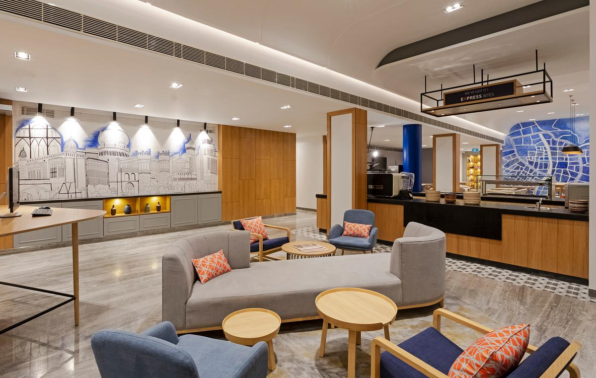 Holiday Inn Express, Bengaluru
