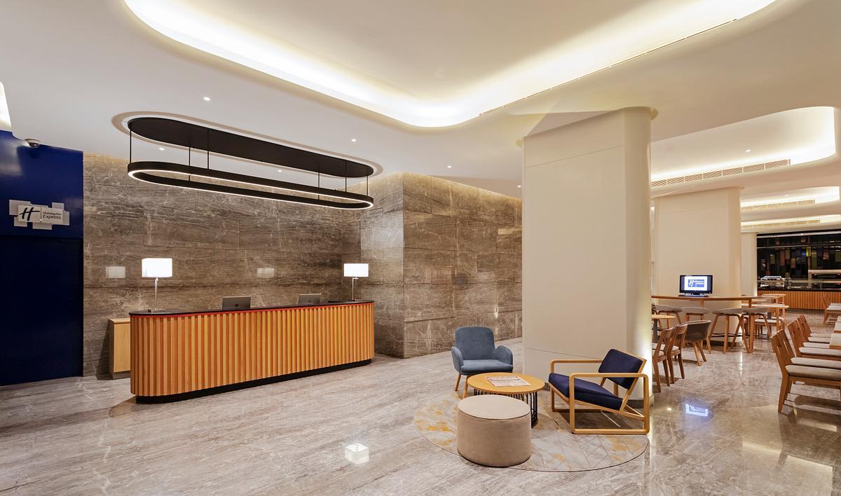 Holiday Inn Express, Hyderabad