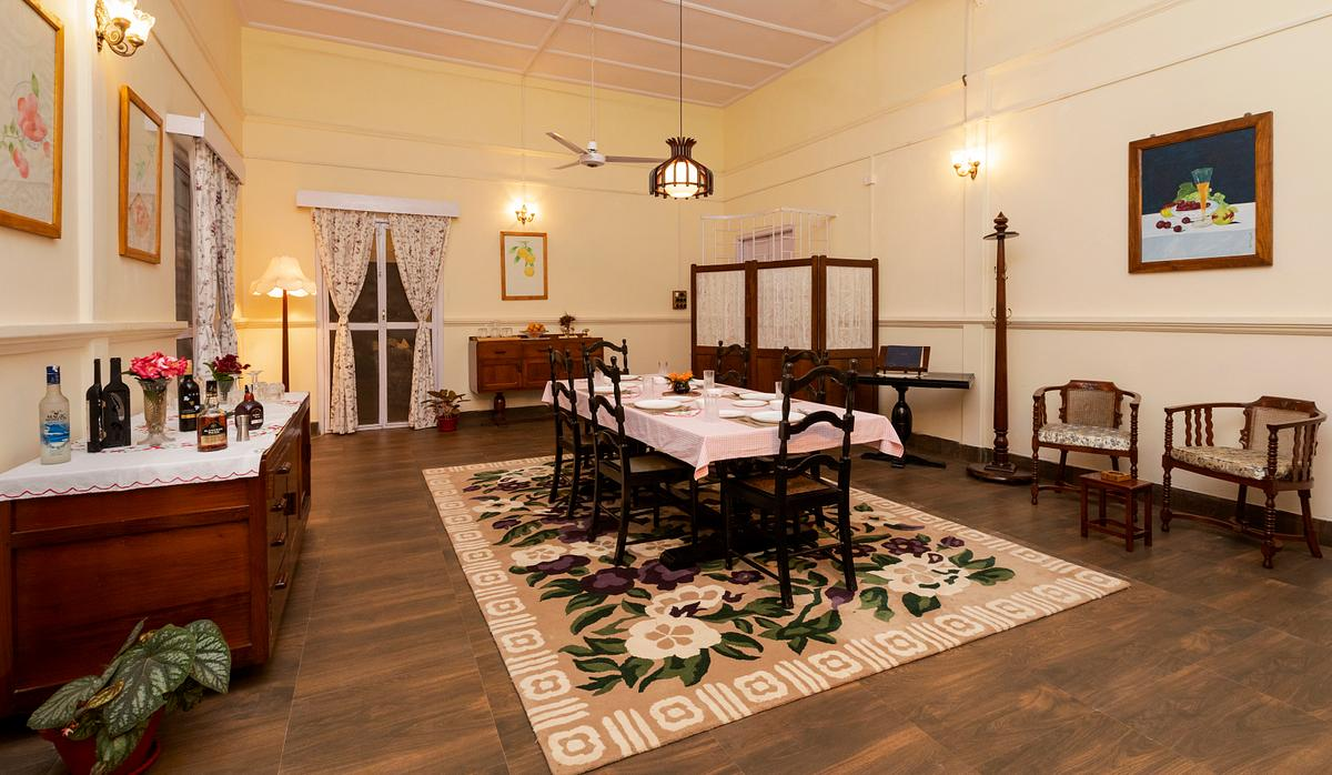 Baradighi - The Bungalow, West Bengal
