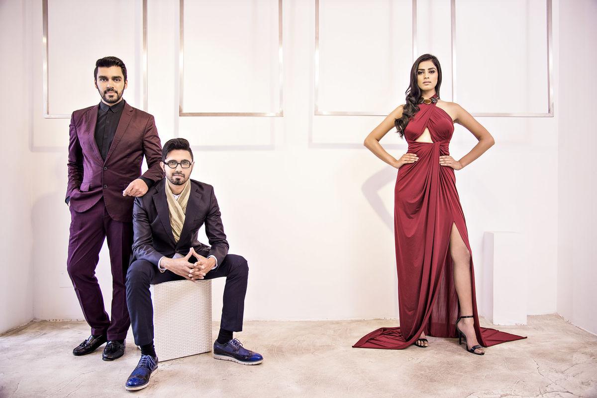 Shivan & Naresh - Hello Magazine