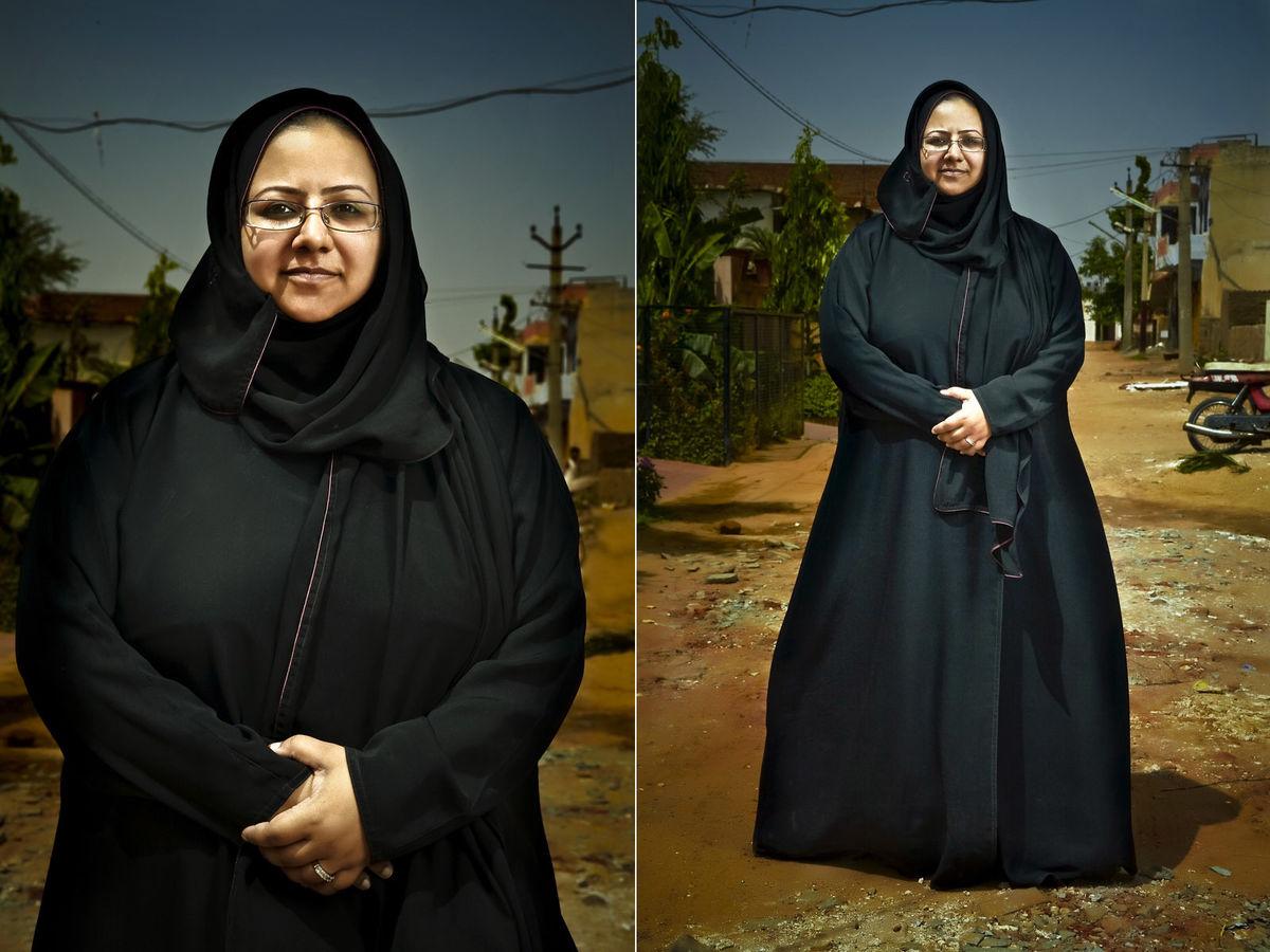 Masarat Daud - Femina Magazine