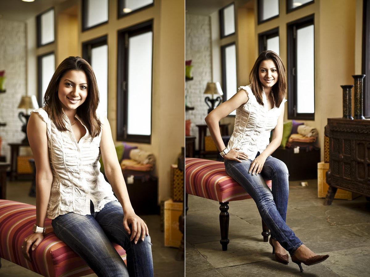 Gauhar Khan - Femina Magazine