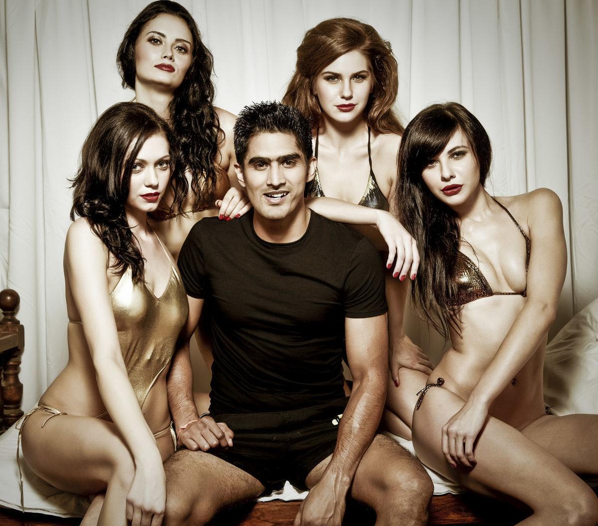 Vijender Singh - Men's Health
