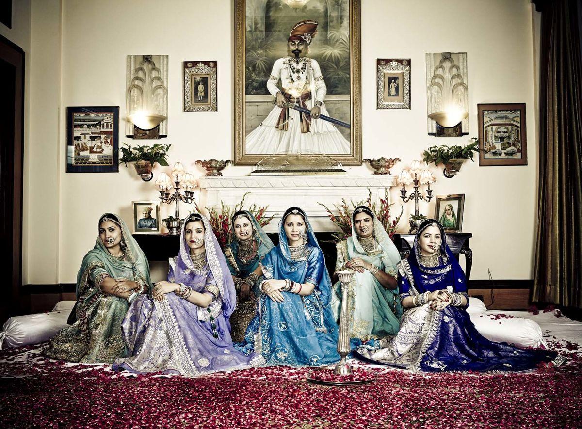 Royal Ladies Of Jodhpur - Hello Magazine