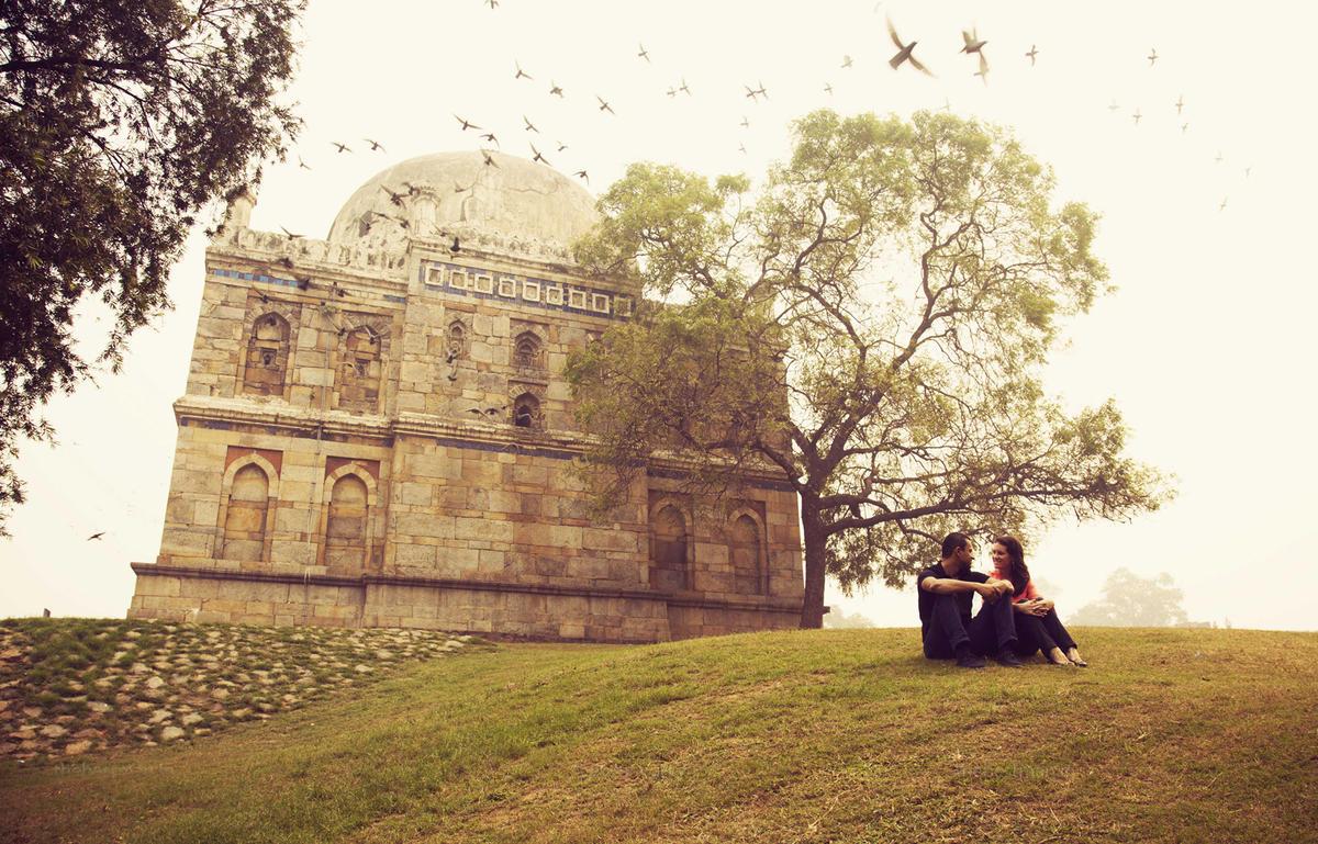 Meghan + Rahul - New Delhi