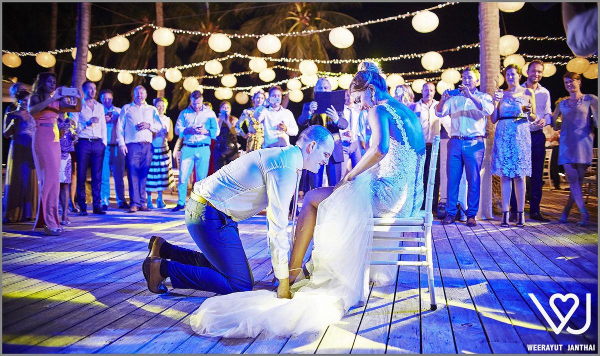 Destination wedding Samui, Thailand