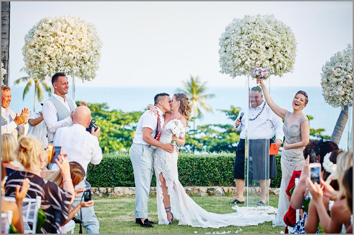 destination wedding Thailand , Koh Samui