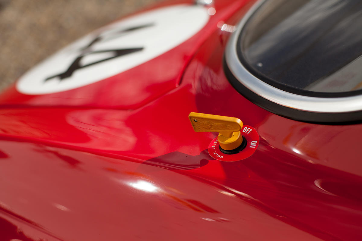 Monterey - Classic Car Race