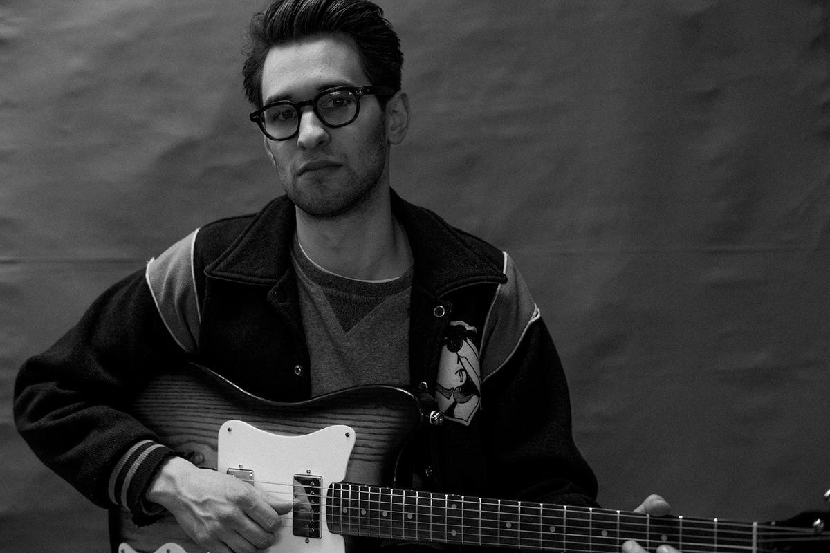 Reuben Kemp - Guitar Maker