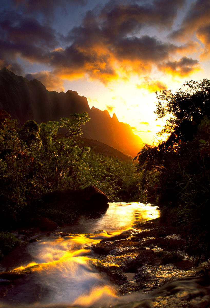 Napali Coast, Kauaʻi