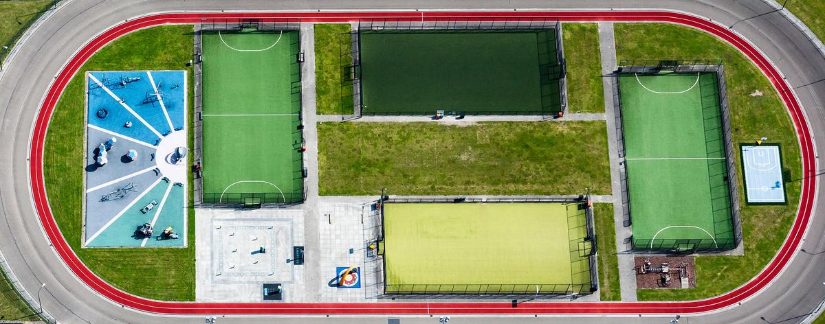 Vijfkamplaan Eindhoven