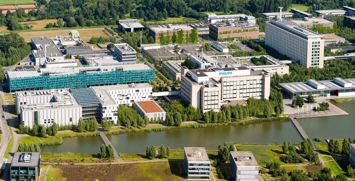 High Tech Campus Eindhoven, NL