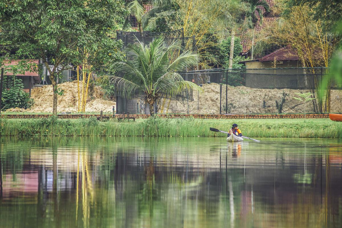 Client: Kota Tinggi Rainforest Resort | People & Activity