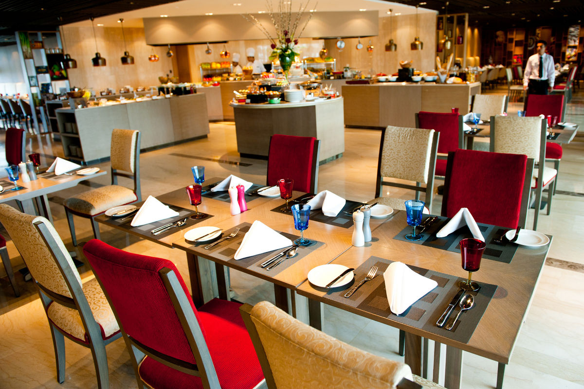 Restaurant, Luxury Hotel
