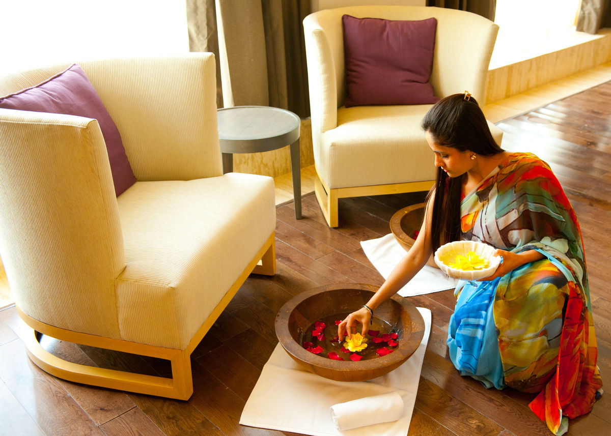 Luxury Hotel, Spa