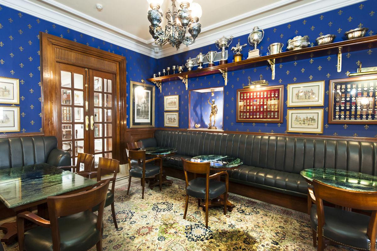 Bar, Imperial Hotel, New Delhi
