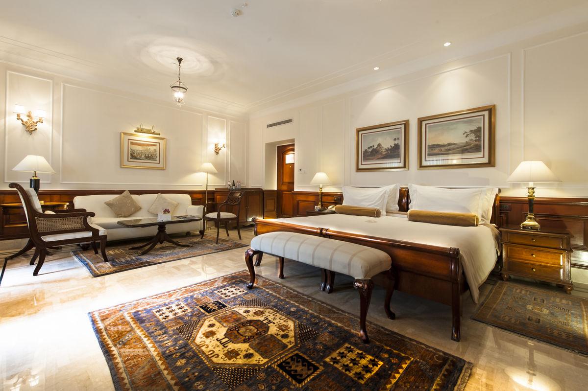 Suite, Hotel Imperial, New Delhi