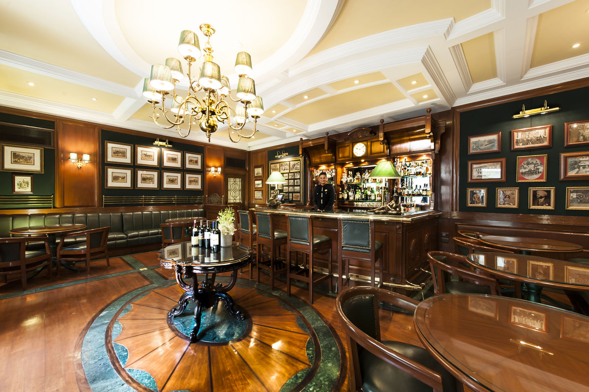 Bar, Hotel Imperial, New Delhi