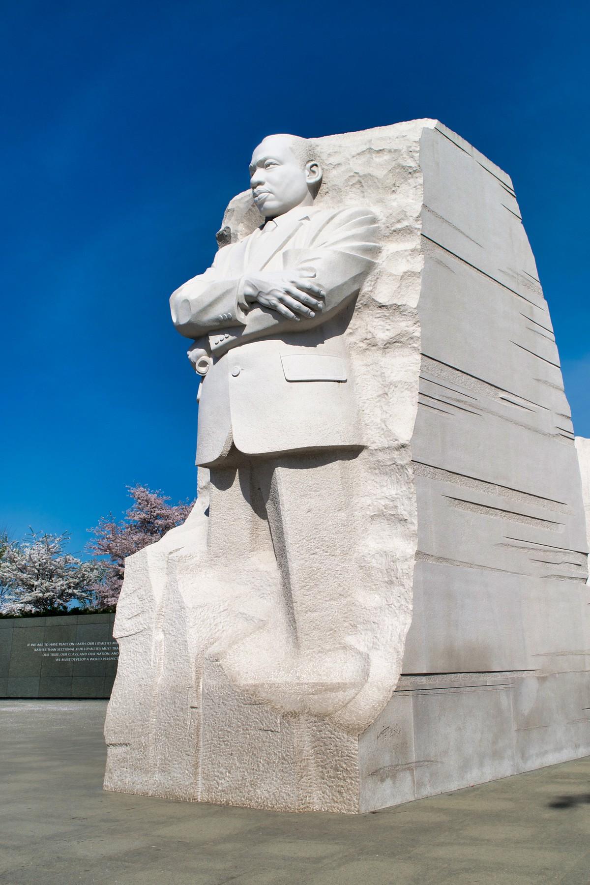 Dr. Martin Luther King Jr Memorial