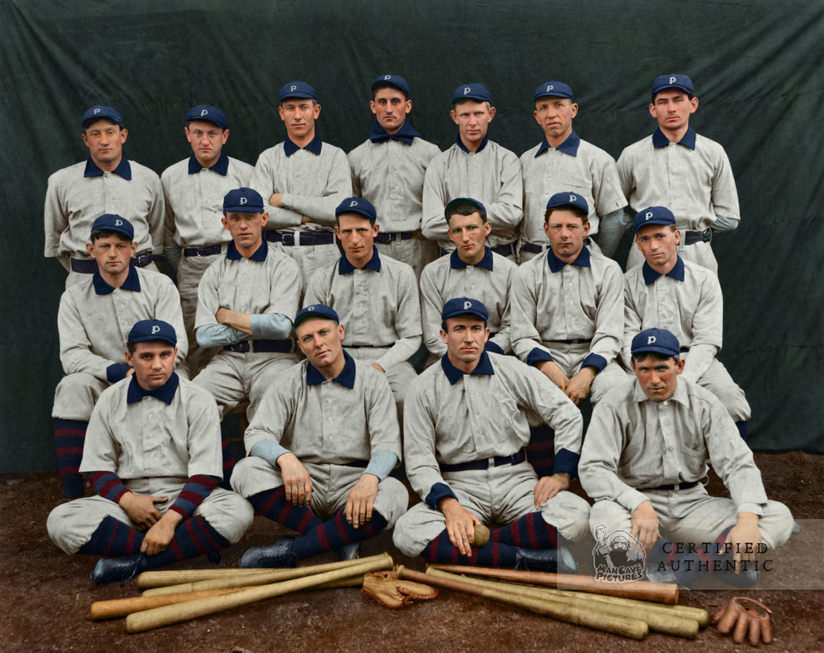 Pittsburg** Pirates - National League Champions (1901)