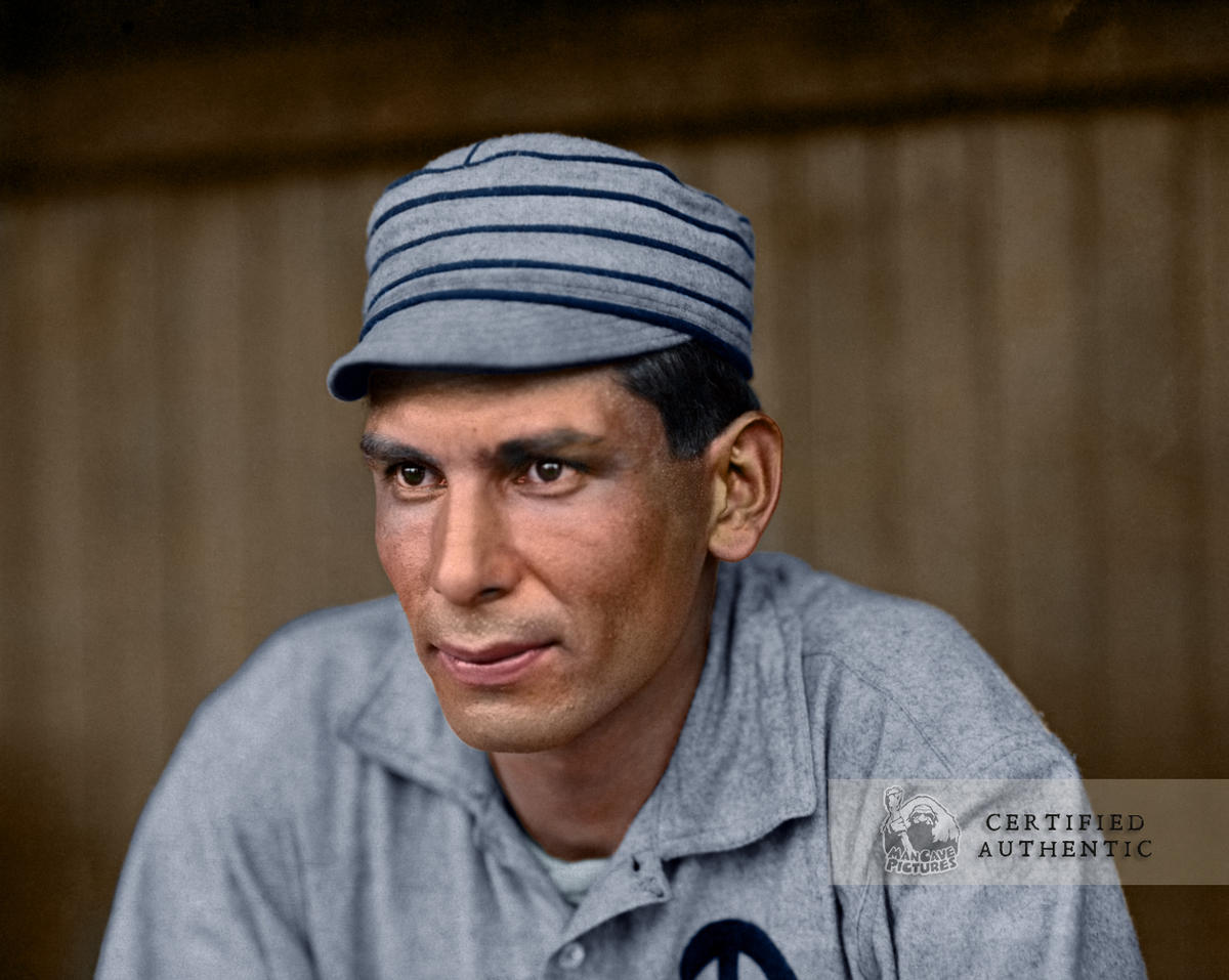 Charles 'Chief' Bender - Philadelphia Athletics (1910)
