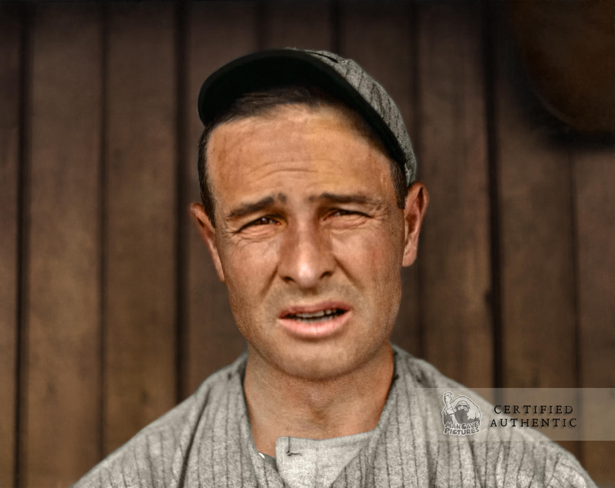 Frank Chance - Chicago Cubs (1910)