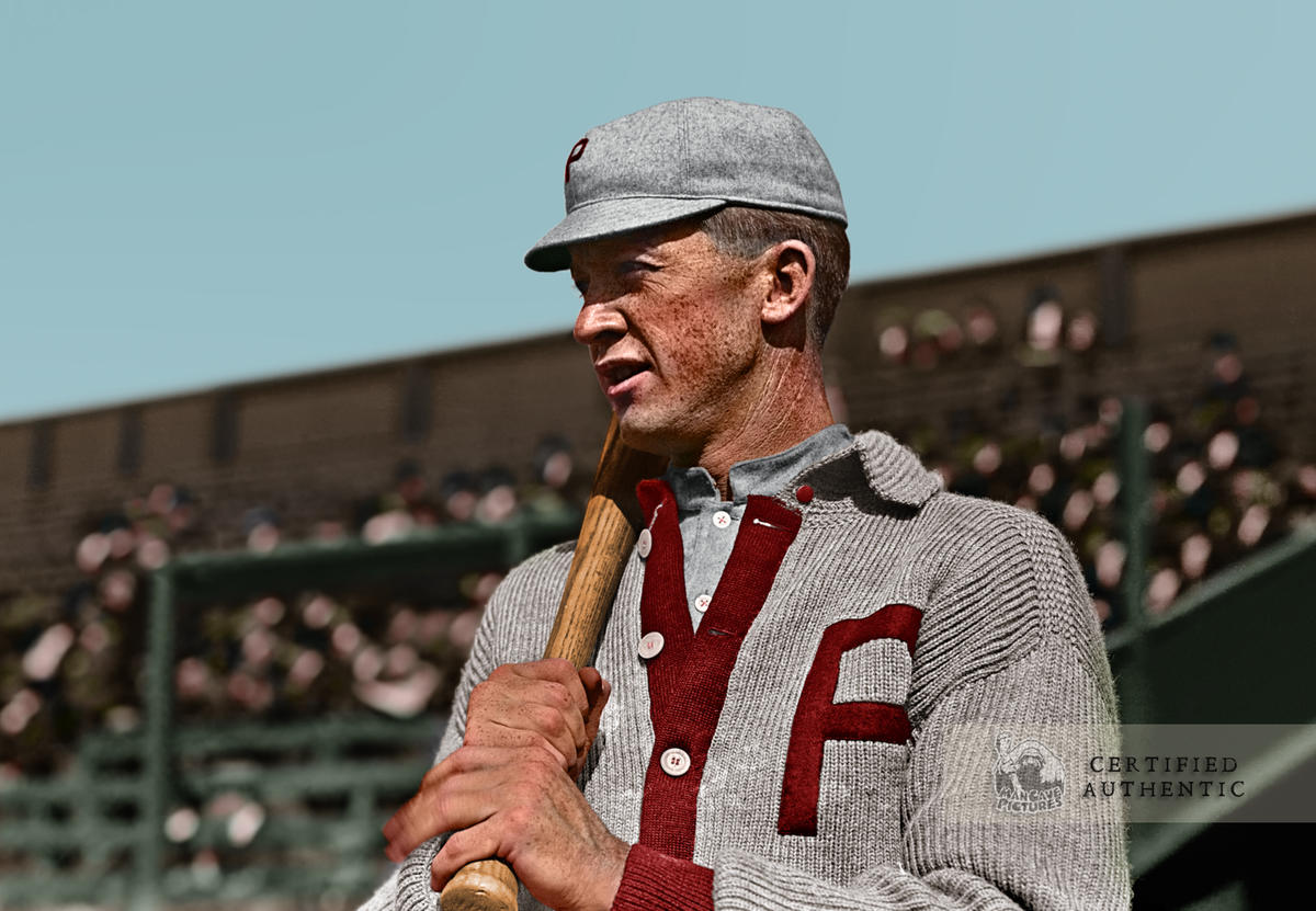 Pete Alexander - Philadelphia Phillies (1911)