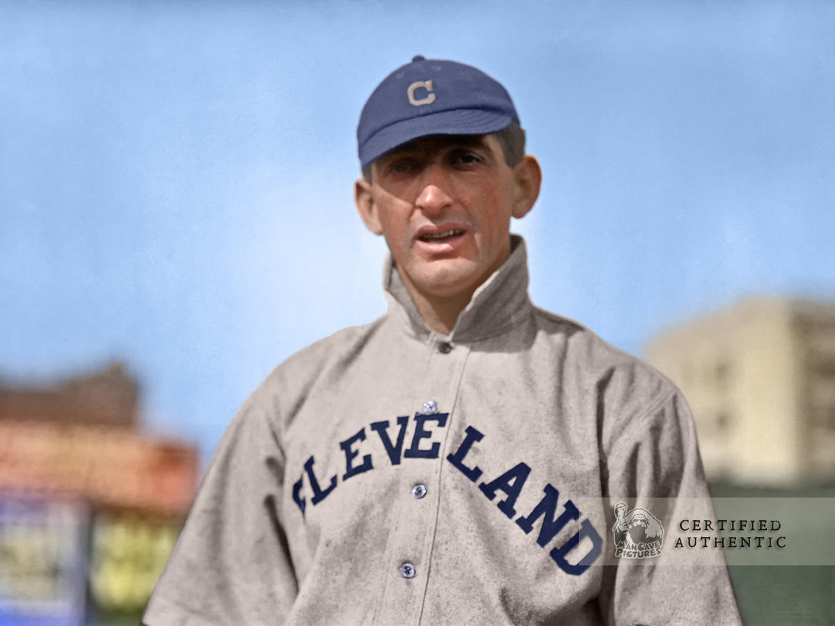 Shoeless Joe Jackson - Cleveland Naps (1911)