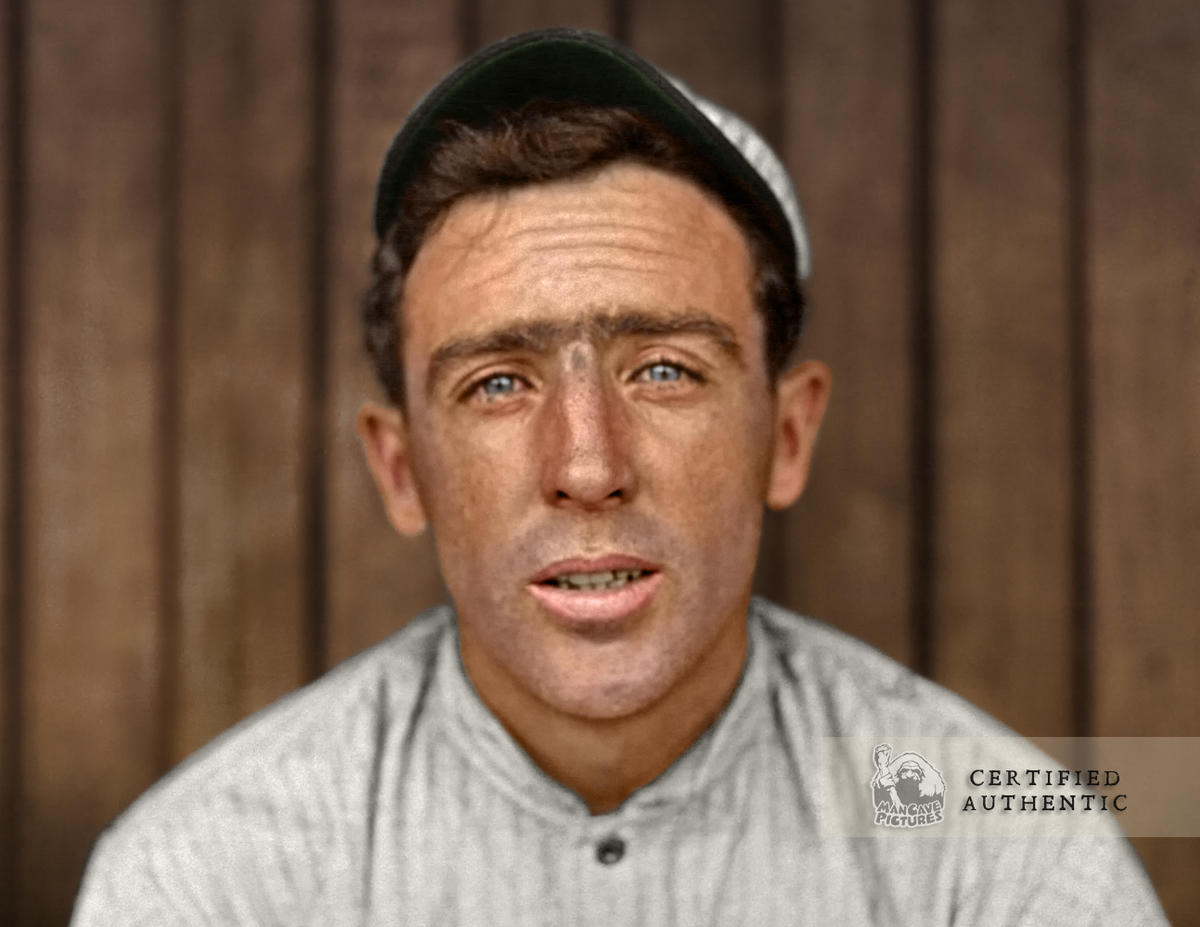 Joe Tinker - Chicago Cubs (1910)