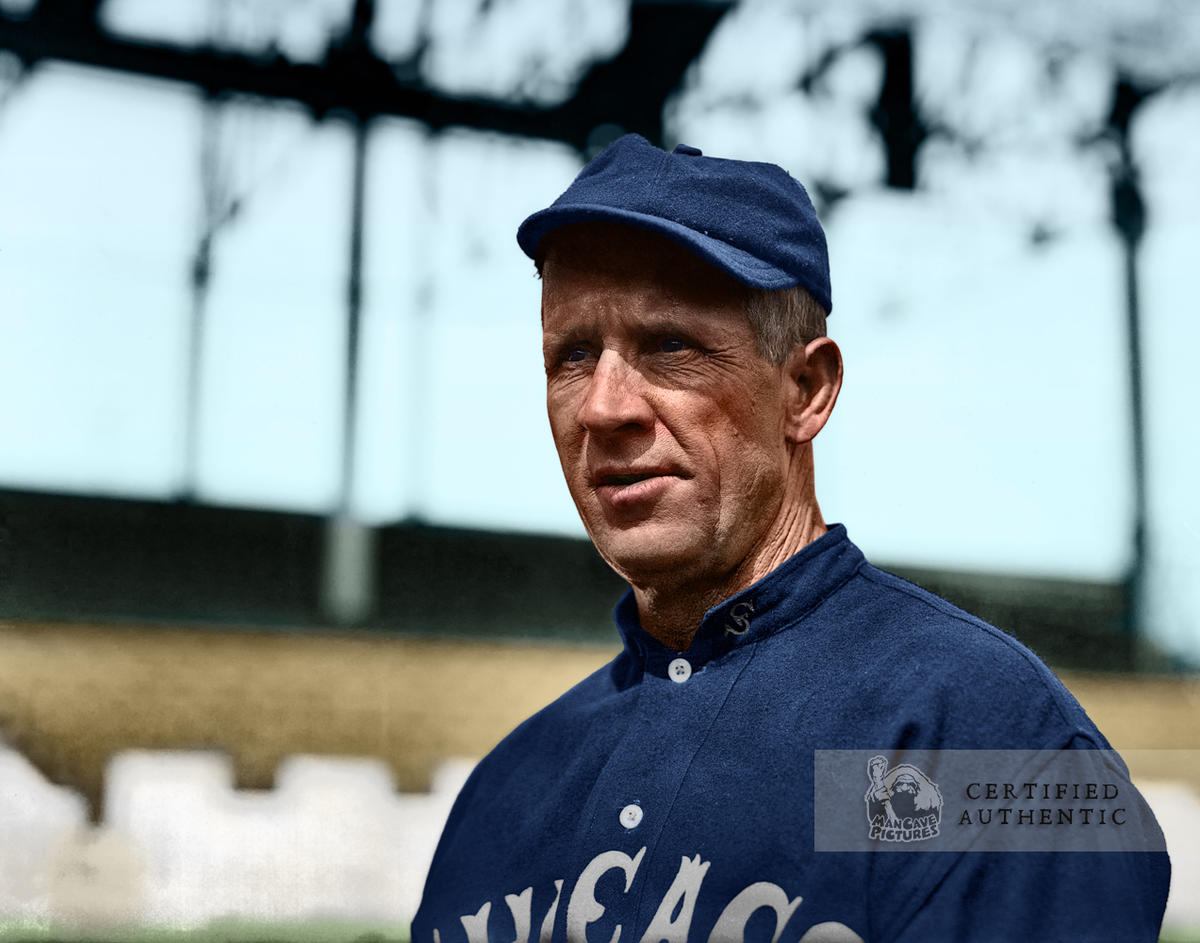 Kid Gleason - Chicago White Sox (1912)