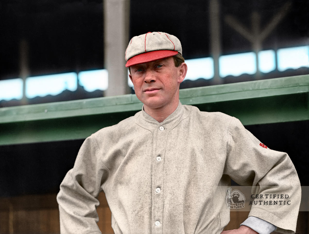Miller Huggins - St. Louis Cardinals (1911)
