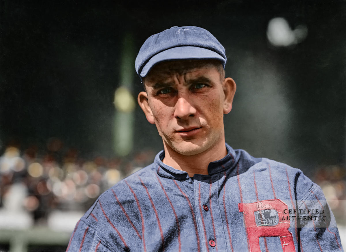 Walter 'Rabbit' Maranville - Boston Braves (1914)