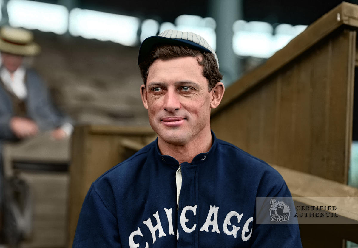 Ed Walsh - Chicago White Sox (1913)